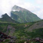 北海道ニペソツ山