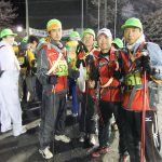 韮崎~佐久間78キロ競歩にチャレンジ!