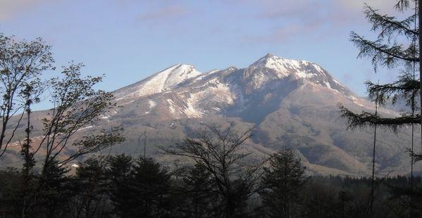 風巻さんレポート@妙高山の外輪山「三田原山」