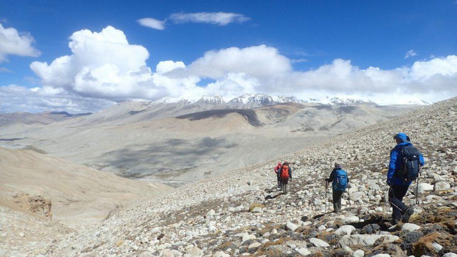 ヒマラヤ山脈 チョーオユー 登山レポート