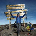登山ガイドの岩田京子さん、キリマンジャロ登山レポート