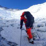 岩田京子さん、エベレスト登頂